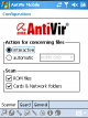 Avira AntiVir Mobile for Pocket PC