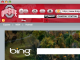 Ohio State Buckeyes IE Browser Theme