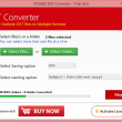 How to Convert OST File to PDF