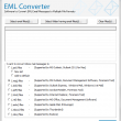 EML to PST - 64 bit Outlook