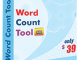 Word Count Tool