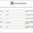 WordPress for Linux