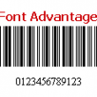 Codabar Font Advantage Package