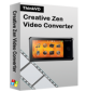 ThinkVD Creative Zen Video Converter