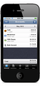 Mayvio Budget for iPhone, iPad, iPod touch