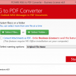 Convert Outlook MSG Files to PDF