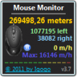 Mouse Monitor 4.5 full screenshot