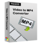 ThinkVD Video to MP4 Converter