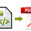 Javascript to PDF Embedder