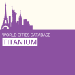 GeoDataSource World Cities Database (Titanium Edition)