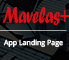Marvelas+ - Responsive Bootstrap App Landing Page