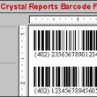 Crystal Reports Barcode Font Encoder UFL