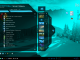WX Smart Desktop Five Environments Work X2++ full screenshot